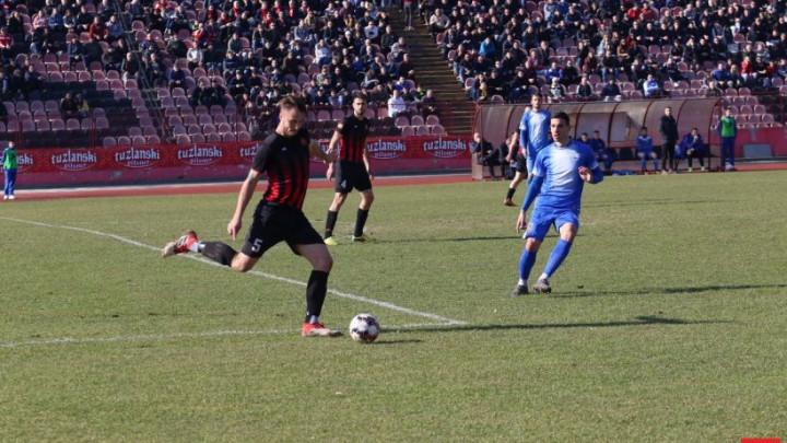 FK Sloboda bolji od gradskog rivala na Tušnju
