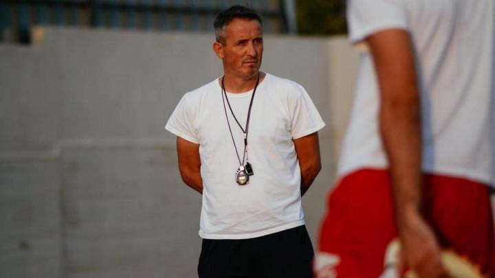 Slišković: Rođendan kluba želimo dočekati kao federalni prvoligaši