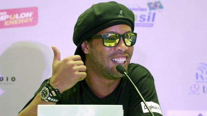 Ronaldinho: Coutinho je pravi igrač za Barcu
