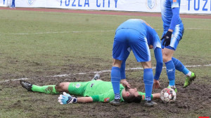 FK Sarajevo poželio brz oporavak Fejziću