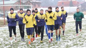 Sjajna atmosfera na treningu Bratstva uprkos velikoj hladnoći