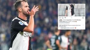 Navijači Juventusa se na Instagramu opraštaju od Pjanića, on komentarom potvrdio da se nešto sprema