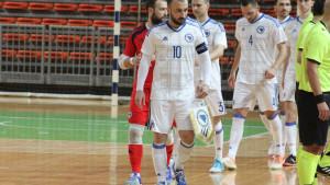 Futsal reprezentacija BiH bez dvojice igrača na otvaranju Evropskog prvenstva