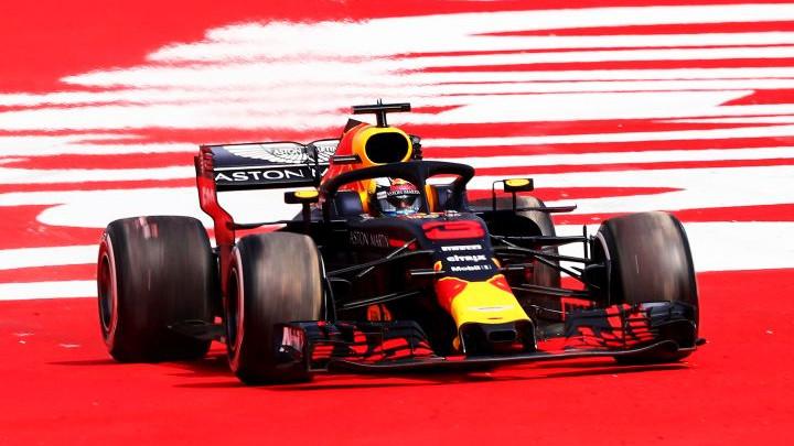 Dominacija Red Bulla na drugom slobodnom treningu za VN Monte Carla