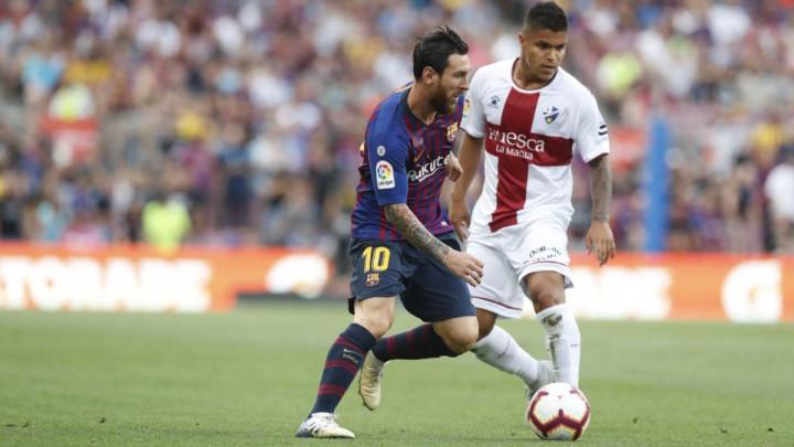 Spektakl na Nou Campu: Messi i društvo se raspucali kao rijetko kada