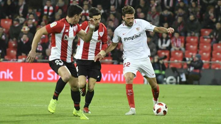 Sevilla jednom nogom u četvrtfinalu Kupa kralja