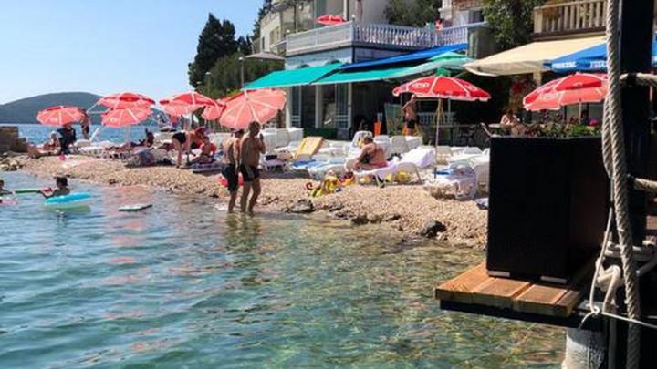 I Mamić preko Svitave u Neum: Na plaži se ne izdvaja