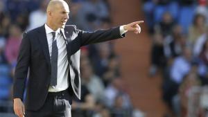 Zidane vidi što drugi ne vide: Ima poseban zahtjev za igrače