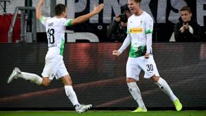 M'gladbach savladao Eintracht i ponovo preuzeo vrh Bundeslige