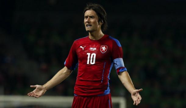 Češka u 90. minuti do boda protiv Latvije
