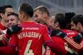 CSKA, Zenit i Dinamo osvojili po bod