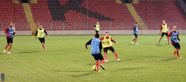 Luksemburžani odradili trening u Zenici