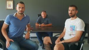 Potpisao trogodišnji ugovor: Kunić se skrasio u Grčkoj