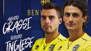 Parma se pojačala, stigao dvojac iz Napolija