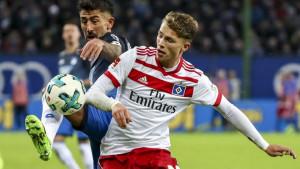 Bayern našao zamjenu za Lewandowskog: Bavarci u tajnosti doveli napadača HSV-a!