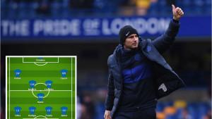 Englezi predstavili Lampardov Chelsea za sljedeću sezonu: Neobična, ali snažna ekipa!