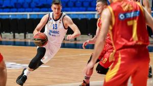 Košarkaši Borca imaju aktivan rezultat nakon prve utakmice i šansu za plasman u polufinale