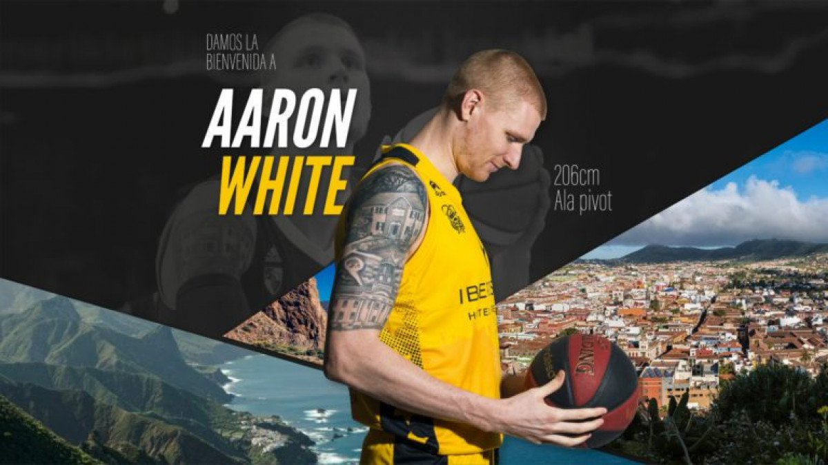Iberostar Tenerife potvrdio dolazak Aarona Whitea