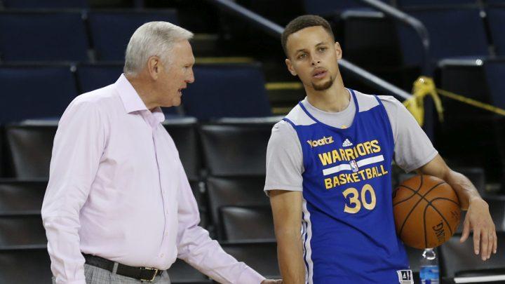 Jerry West napušta Golden State Warriorse