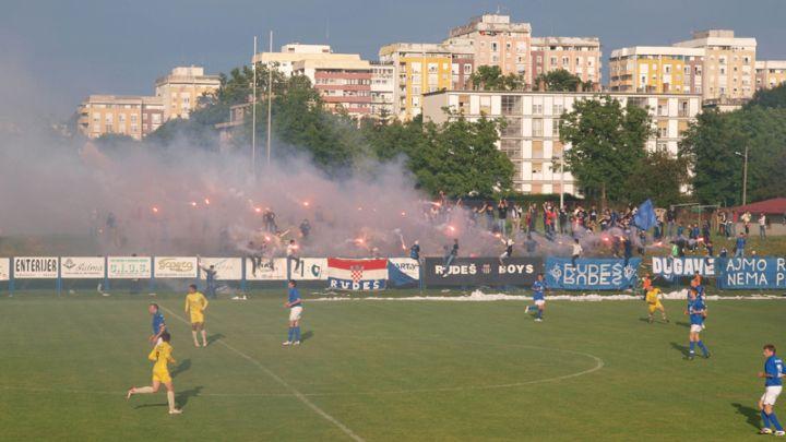 Kvart iz Zagreba slavi prvoligaša, čestitao im i Liverpool