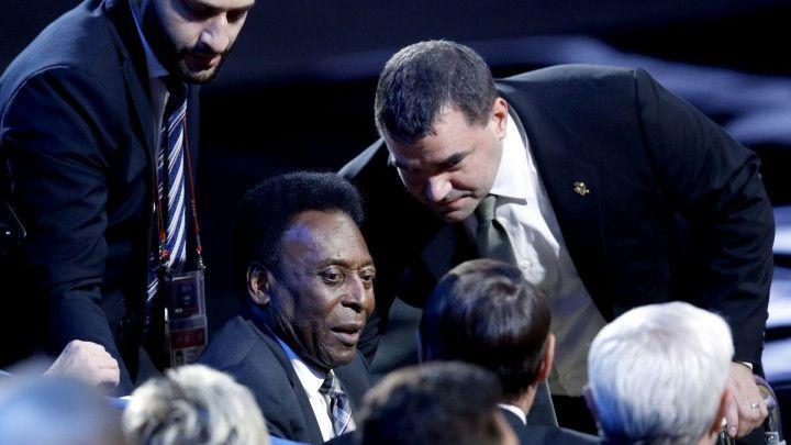 Šta je Pele poručio Ronaldu nakon pete Zlatne lopte?