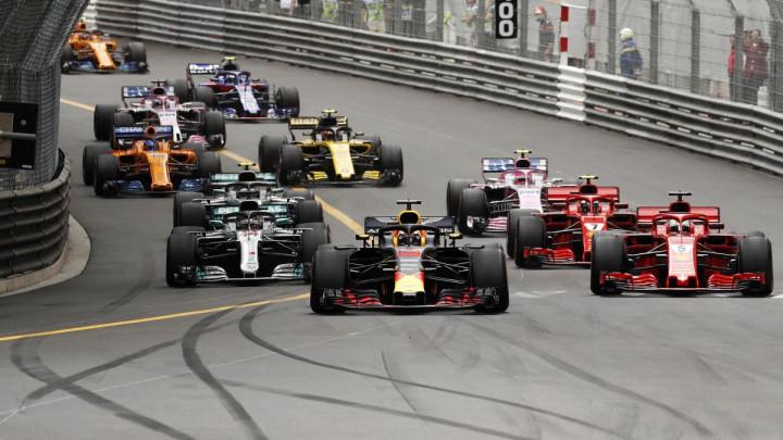 Bravo za Red Bull: Ricciardo slavio u Monte Carlu!
