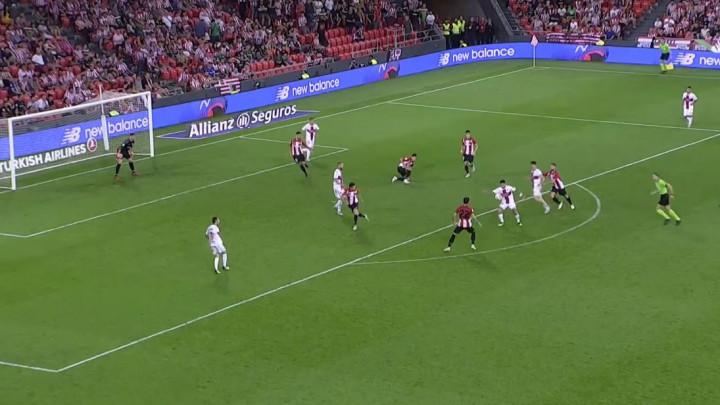 Spektakl na meču Bilbao - Huesca: Ovakav gol postiže se jednom u karijeri