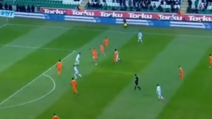 Novi gol Bajića u turskom šampionatu