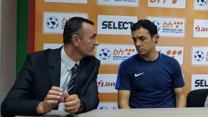 Hasan Ozer: Ovo je odličan rezultat s obzirom na to kako smo igrali...