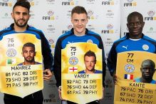 Vardy glavom razbio ploču s ocjenom na FIFA 16