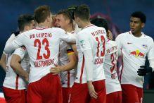 Leipzig drži korak za Bayernom