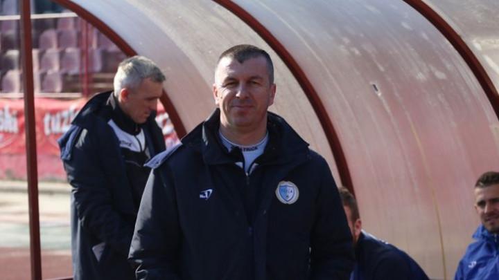 Slobodan Starčević: Današnja utakmica nam je otvorila oči, mladi igrači nisu izdržali pritisak