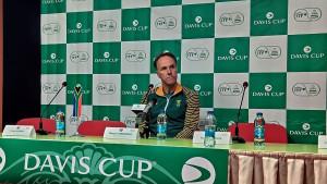 Kapiten Južne Afrike pred meč protiv BiH: Očekujem sjajan i neizvjestan tenis