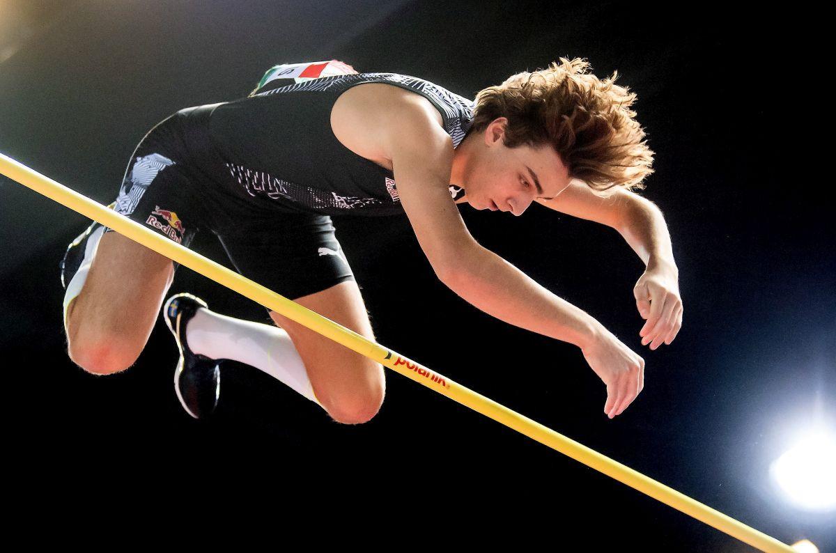 Sjajni Duplantis ponovo oborio svjetski rekord u skoku s motkom
