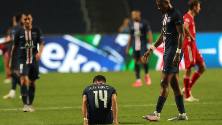 PSG u problemima: Bernatu stradao križni ligament