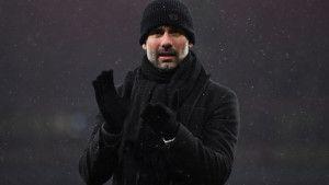 Interesantna situacija na terenu: Guardiola zaboravio skinuti cijenu sa šala