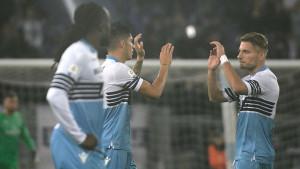 Lazio kiksao i ispustio četvrtu poziciju, Chievo se polako budi