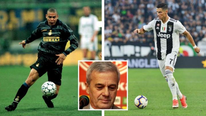 """Ko je bolji, """"debeli"""" Ronaldo ili Cristiano? Bivši trener Intera nema dilemu"""