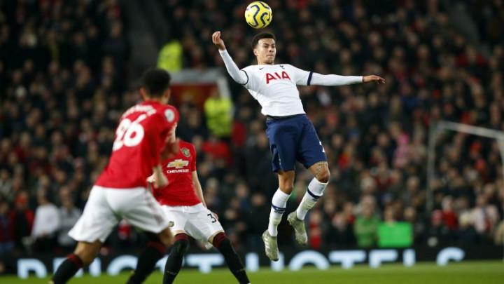 Magična lopta Eriksena, Dele Alli pogodio za vodstvo Tottenhama