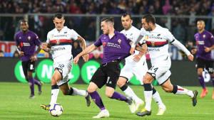 Roma, Milan i Napoli žele Veretouta, Fiorentinu zanima samo novac
