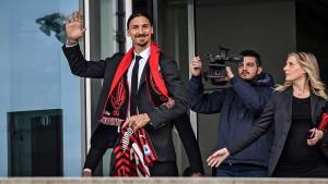 Euforija u Milanu: Ibrahimović će igrati od prve minute protiv Sampdorije?