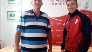 Benić dogovorio saradnju sa RK Vogošća