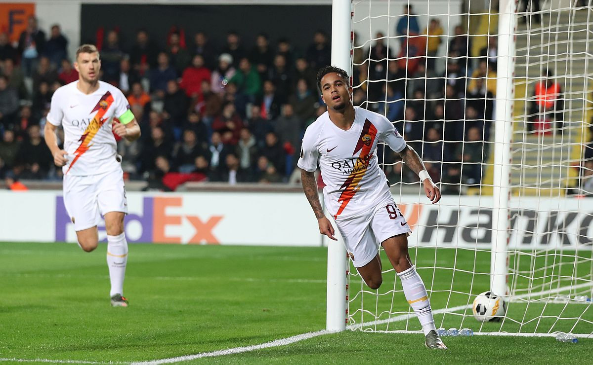 Kluivert nakon gola protiv Bašakšehira: Mogu više!