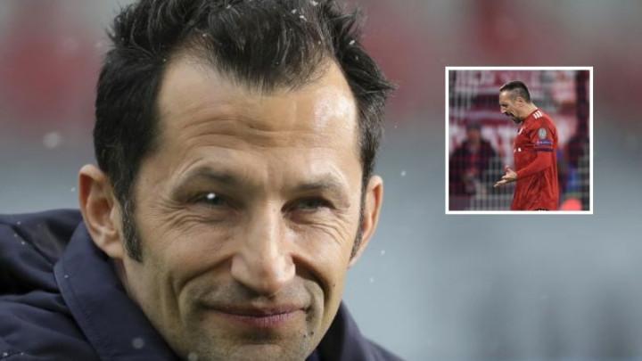 Ribery bi novi ugovor, ali Salihamidžić je jasan: Pred nama je godina promjena!