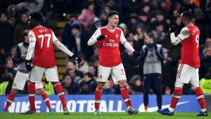 Kraj sezone za Arsenalovog napadača