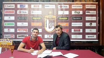 Edin Rešidović potpisao za KK Bosnu Royal