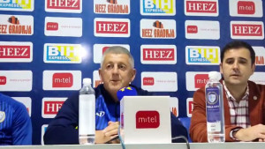 Musemić: Vratili smo samopouzdanje nakon poraza od Željezničara i protiv Borca želimo pobjedu