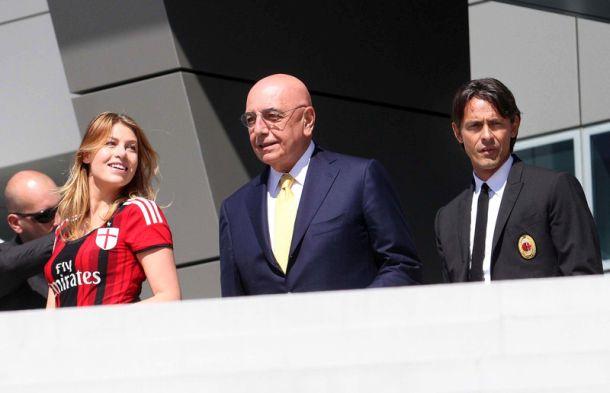 Inzaghi trenira strogoću u svlačionici Milana