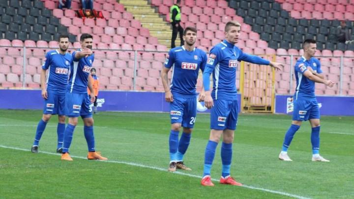 NK Široki Brijeg minimalno slavio protiv FK Velež