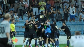 Play-off ostao samo san: Sarajevo s 1:0 poraženo od Zete